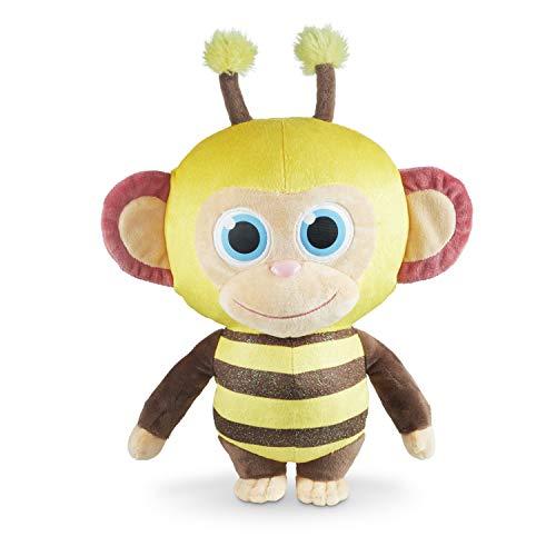 Wonder Park 31070 Wonder Chimp-Bee - Peluche perfumado,