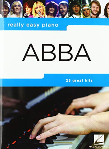 ABBA: Really Easy Piano: Noten für Klavier