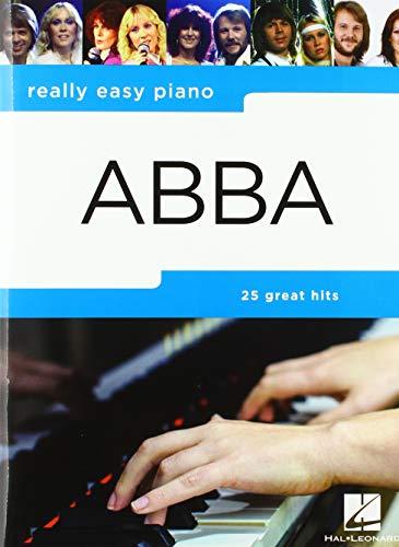 ABBA: Really Easy Piano: Noten für Klavier (Really Easy Piano S.)