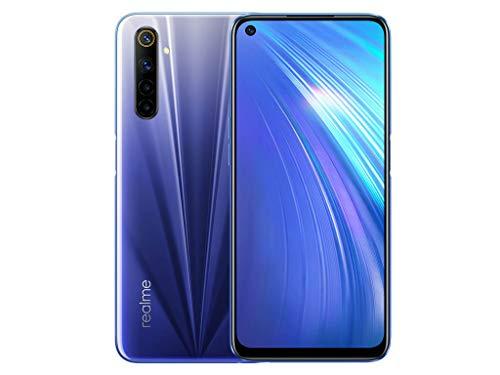 Realme 6 - Smartphone 128GB 8GB RAM Dual Sim Comet Blue