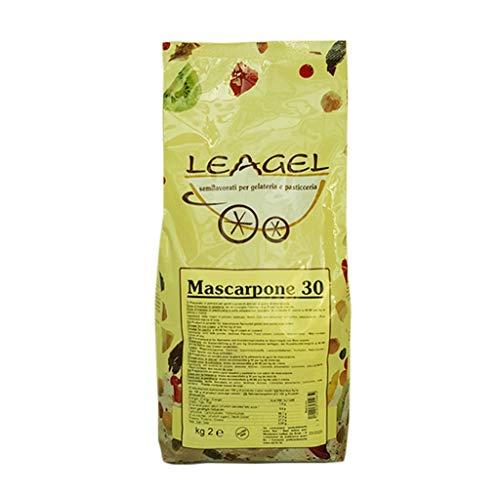 Leagel Mascarpone 30 conf. da 2 kg. Preparato aromatizzante per rafforzare il gusto di torte e gelato.