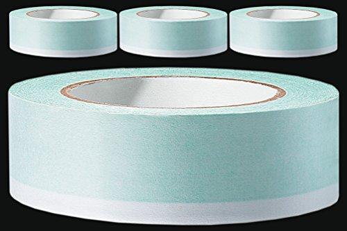 3 x PROFI Masken Klebeband UV 35 mm beidseitig klebend 25 m Double Tape Acrylat Maskenband Abdeckband Abklebeband Duo