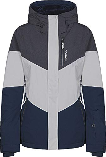 O'Neill Damen Coral Jackets Snow, Ink Blue, L