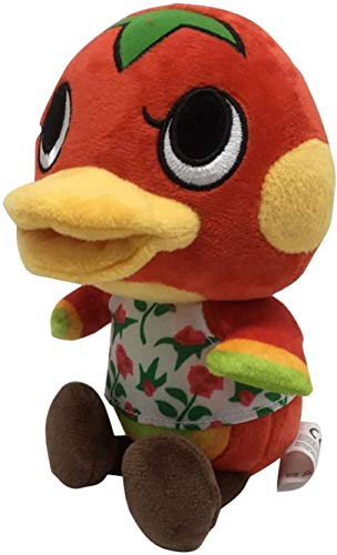 RTY Animal Crossing New Leaf Plush Toy Suitable for Collection, Animal Crossing: New Horizons Stuffed Doll Toy Can be Used as a Gift for Children's Halloween, Christmas (5)
