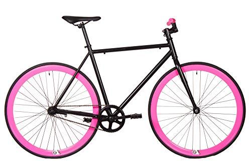 Bicicleta Fixie Kamikaze CP (contra Pedal)