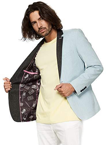 OppoSuits Deluxe Blazers para Hombre - La combinacin Chaquetas Elegantes, Divertidas