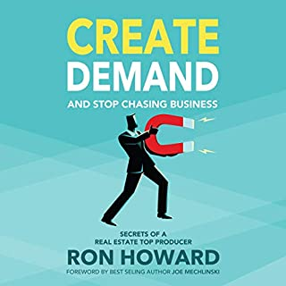 Create Demand and Stop Chasing Business cover art