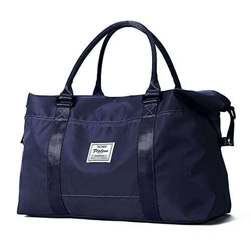 Sport Travel Duffel Bag,Tote Gym Bag, Shoulder Weekender Overnight Bag...