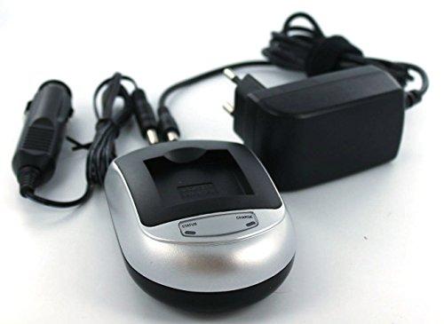 MobiloTec Ladegerät kompatibel mit Silvercrest SCA 5.00 A1, Camcorder/Digitalkamera Netzteil/Ladegerät Stromversorgung