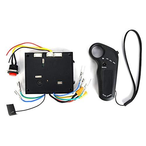 MAGT Elektrisches Longboard, 24V/36V Single Dual Drive Elektrischer Skateboard-Longboard-Motor-Controller ESC-Fernbedienung
