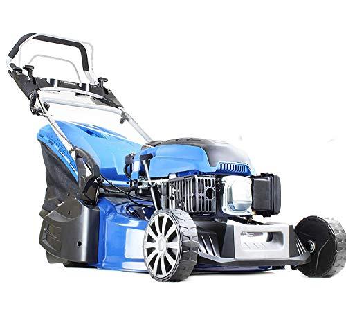Botón, adecuado para céspedes medianos cortadora, rueda cortadora de gasolina de arranque automático, se inicia,Blue