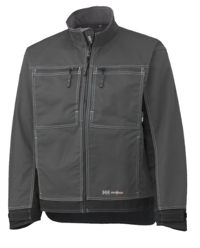 Helly Hansen Workwear Arbeitsjacke West Ham Bundjacke 76023, grau, 76015