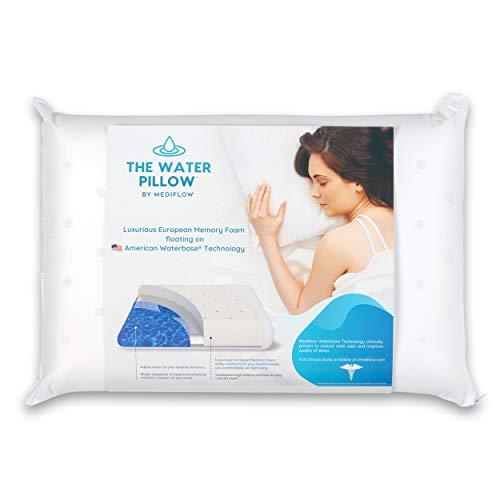 Mediflow Water Pillow Memory Foam