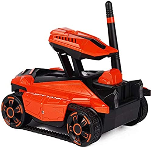 LSQR RC Tank mit HD Kamera WiFi FPV 0.3MP Kamera App Fernbedienung Tank RC Spielzeug Telefongesteuerter Roboter für Jungen RC Auto
