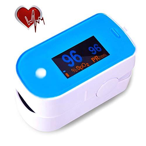 RRLOM Blood Oxygen Monitor Pulse...