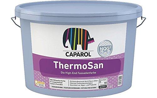 Fassadenfarbe Caparol ThermoSan regen schmutzabweisend 12,5 L weiß