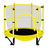 Kindertrampolin Indoor-Trampolin Jumper 150 Cm, Spaß- Und Fitnesstrampolin - Für Kinder Ab 3...