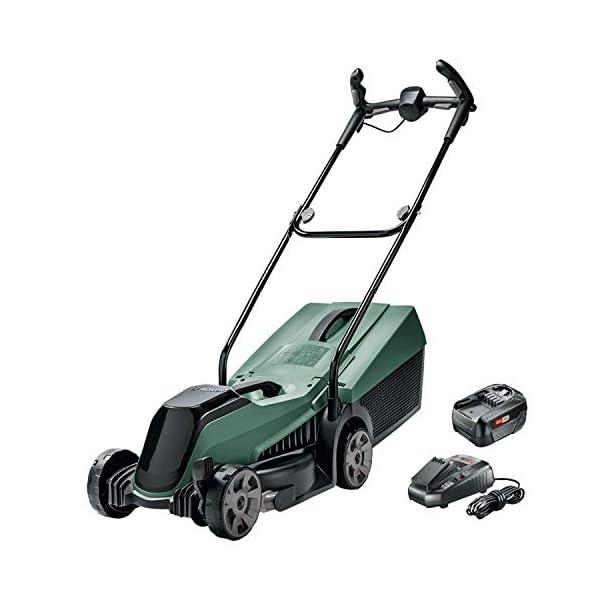 Bosch CityMower Cordless Lawnmower