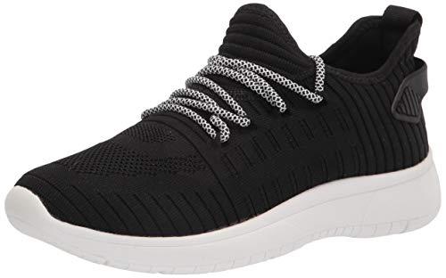 Blondo Women's Kamie Sneaker, Black, 6.5