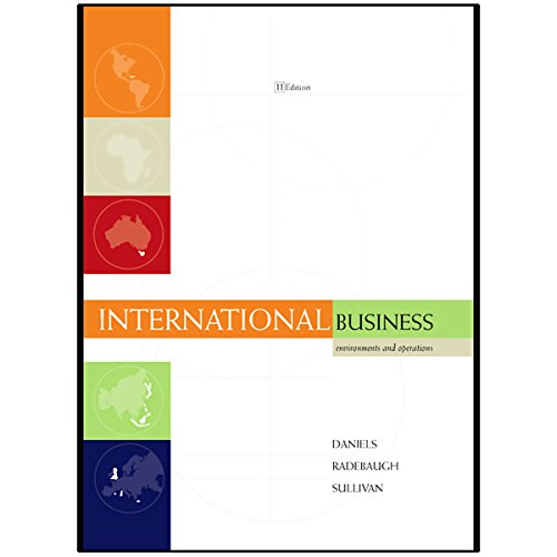 VangoNotes for International Business, 11/e audiobook cover art