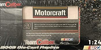 2003 Ricky Rudd 1/24 Team Caliber Nascar Diecast