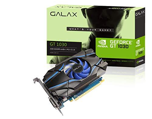 Gpu Nv Gt1030 2Gb Gddr5 64B, Galax, 30Nph4Hvq4St