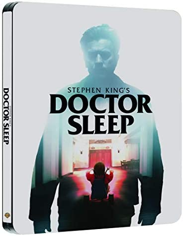 Doctor Sleep [4K Ultra HD + Blu-Ray-Édition boîtier SteelBook]