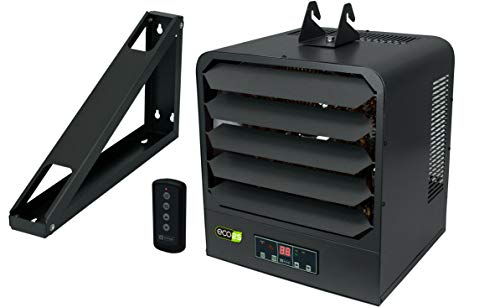Our #8 Pick is the King Electric KB2407-B2-Eco 7500Watt Garage Heater
