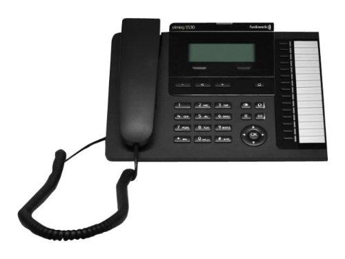 Elmeg S530 System-Telefon schwarz