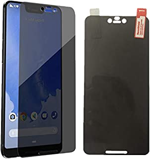 for Google Pixel 3XL Privacy Screen Protector - (2 Pack) Anti-spy Soft Film Screen Protectors Protective Film for Google Pixel 3XL