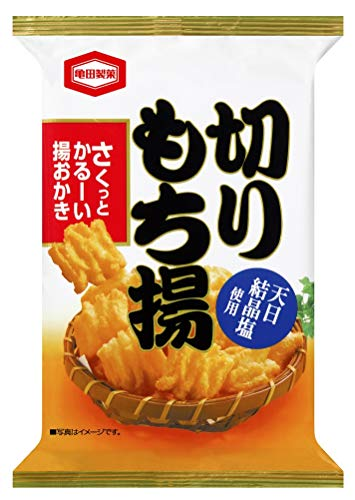 亀田製菓 切りもち揚 袋100g