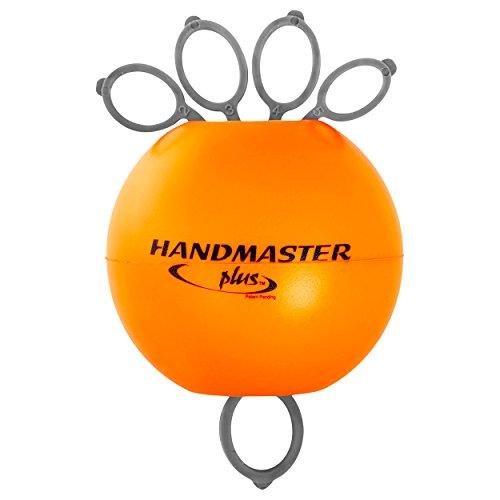 Handmaster Plus Handtrainer Fingertrainer Unterarmtrainer, mittel, ROT