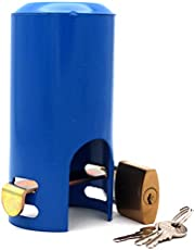 mioni Insulated Garden Hose and casing Lock and Cover - Water Saving, Outdoor Faucet Locking System - Prevents Unauthorized use and Vandalism, and is Easy to Install…