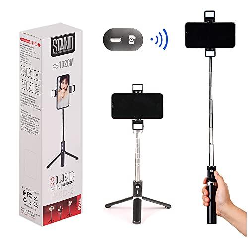 Palo Selfie Bluetooth Recargable Marca