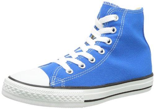 Converse Chuck Taylor All Star Season Hi, Zapatillas Niñas, Bleu Electric, 20