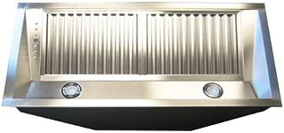 ZLINE 28 in. 900 CFM Range Hood Insert in Stainless Steel (698-28)