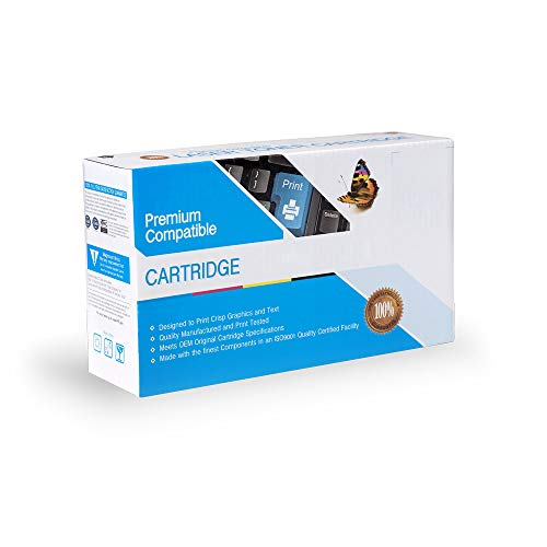PSX Compatible Toner Ink Replacement for HP Q5949X, Works with: Laserjet 1320, 1320N, 1320NW, 1320TN, 3390, 3392 (Black)