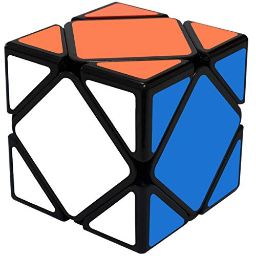 Maomaoyu Skewb Cube Puzzle Magico Cubo de la Velocidad Rompe
