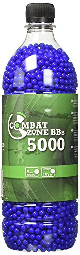 G8DS Umarex Combat Zone Softairkugeln blau 6mm 0,12g 5000 BBS