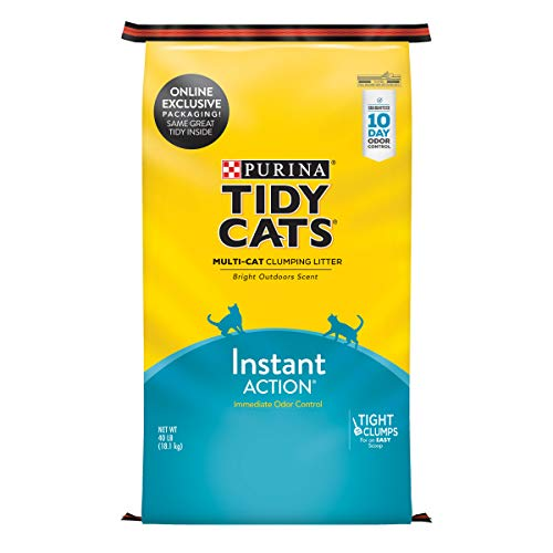 Purina Tidy Cats Instant Action Clumping Cat Litter