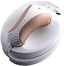 Remington iLight Pro At-Home IPL Hair Removal System, Permanent Results w/ Powerful 16Jsper Flash & 3 Bonus Cartridges- FDA Cleared for Women & Men