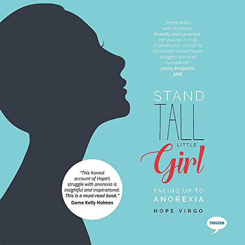 Stand Tall Little Girl audiobook cover art
