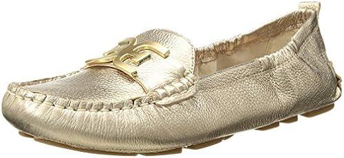 Sam Edelman Edelman Edelman Frauen Farrell Loafers Gold Groesse 8.5 US  39.5 EU  Hol dir das neuste