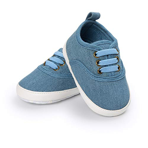 Zapatos de Primeros Pasos Bebe, Morbuy Recién Nacido Cuna Suela Niño y...