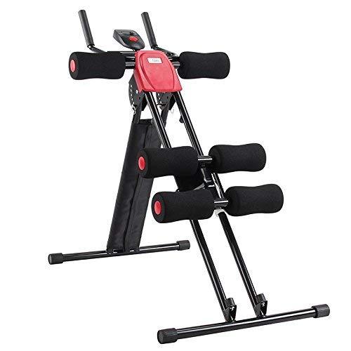 ZHTY Nueva generación de Abdominales lumbares lumbares AB máquina Abdominal máquina de Belleza Belleza Equipo de Fitness
