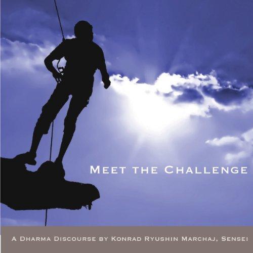 Meet the Challenge audiobook cover art