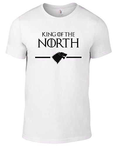 Camiseta unisex de Juego de Tronos, con inscripción en inglés...