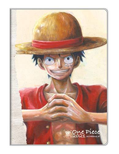 One Piece 2021 Schedule Book Agenda Officiel Anime Japon
