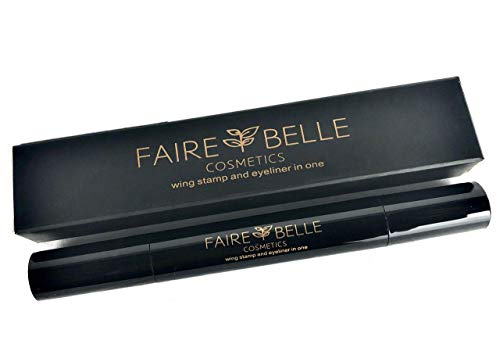 Wing Stamp and Eyeliner in One Cruelty Free and Vegan, Long lasting, Waterproof and Smudge-proof