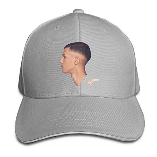 Nigmfgvnr Adult Stromae Racine Carree Sandwich Baseball Hats Adjustable Hip Hop Hat Black 118